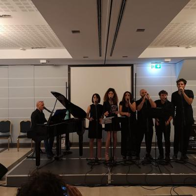 Concerto Duni Jazz Choir