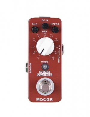 MOOER PURE OCTAVE MULTIMODE