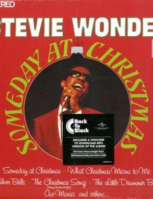 STEVIE WONDER - SOMEDAY AT CHRISMAS