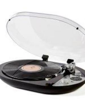 Giradischi (Gpo Pr50) (Bluetooth,Usb,Testina Audiotecnica)